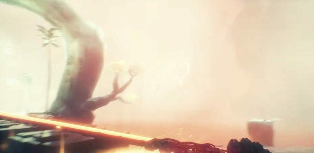 Свежий трейлер Ghostrunner