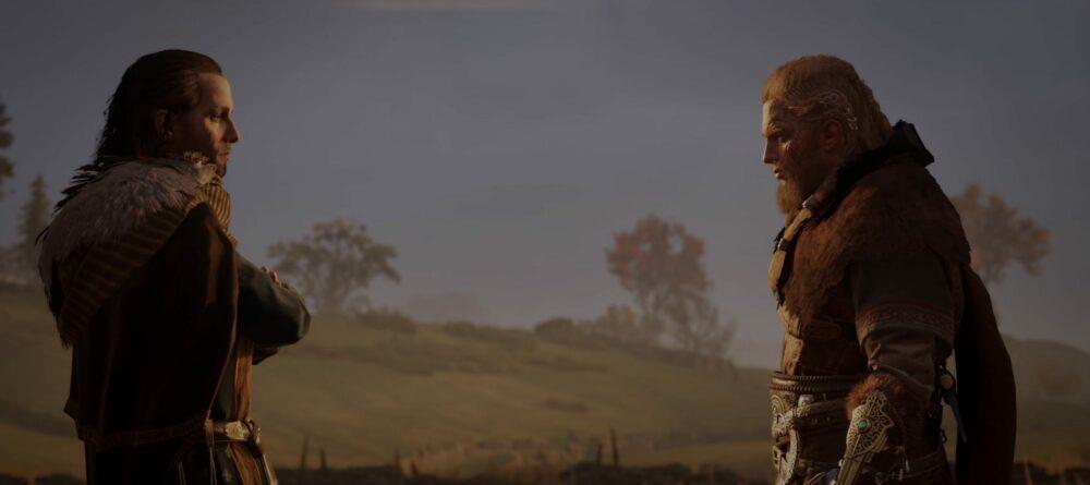Сюжетный трейлер Assassin's Creed: Valhalla в 4К