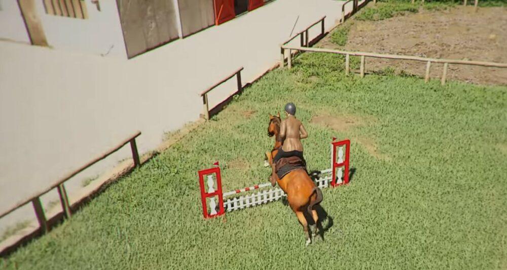 Анонсирован симулятор владельца конюшни Horse Shelter 2021
