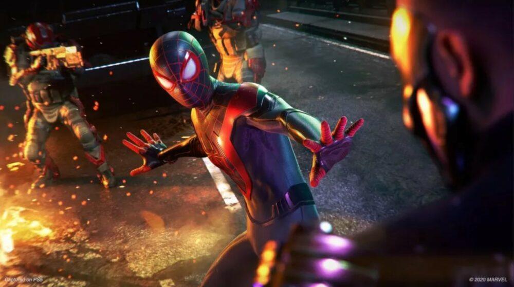 Spider-Man: Miles Morales в печате