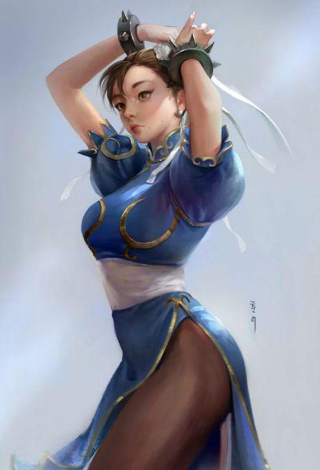 Чун Ли (Chun Li)