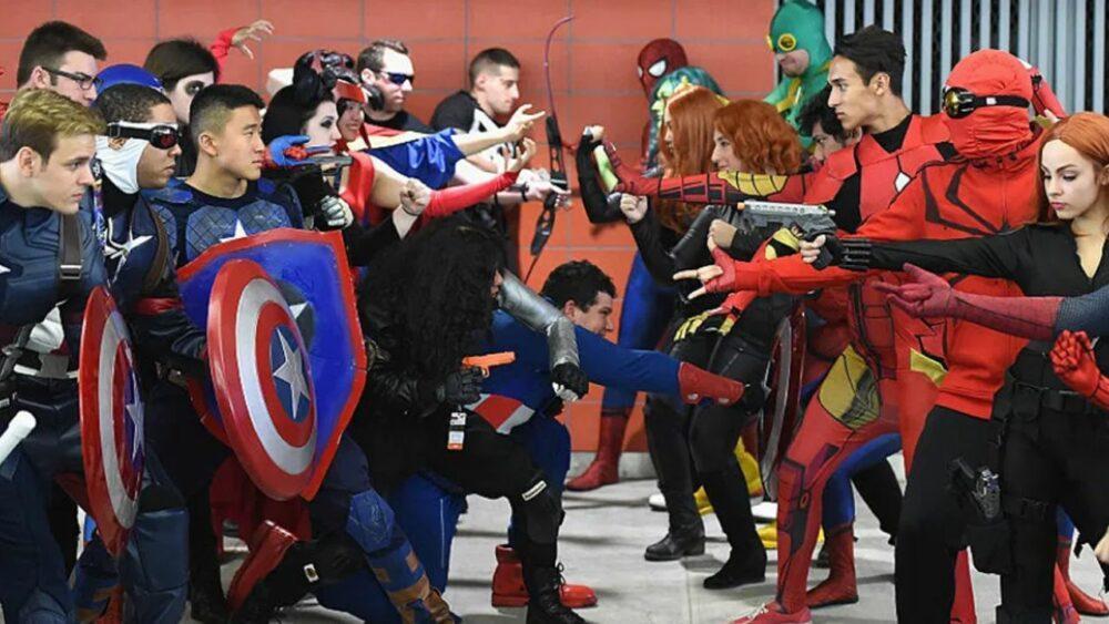 L.A. Comic Con - ой. Мероприятие перенесено на 2021