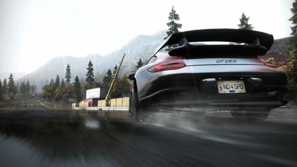 Ремастер Need for Speed: Hot Pursuit - подробности