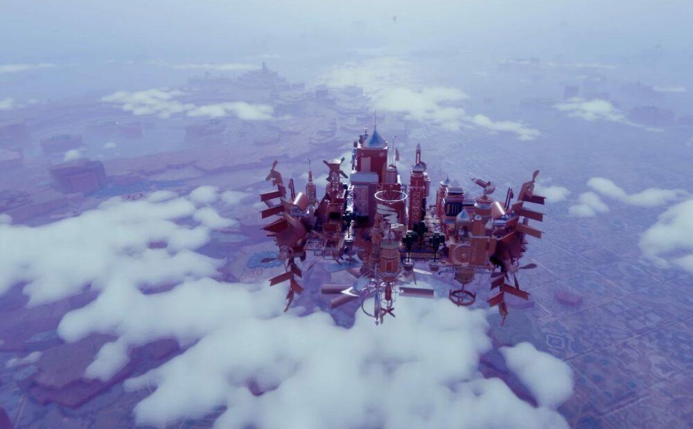 Дата выхода Airborne Kingdom