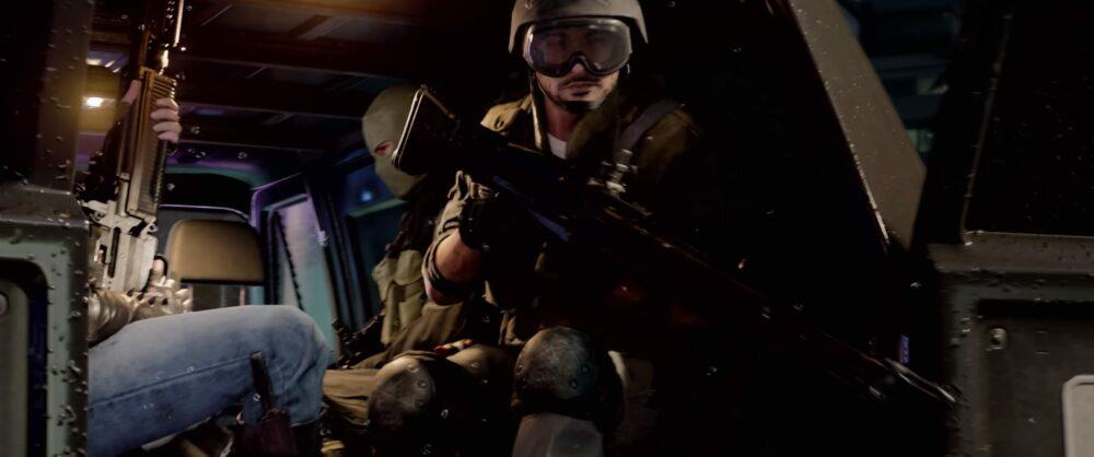 Трейлер Call of Duty: Black Ops Cold War - мультиплеер