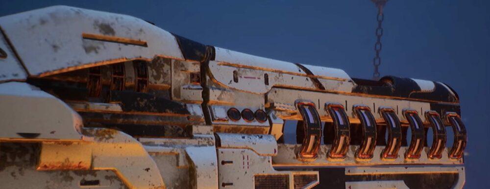 Новый трейлер Aquanox Deep Descent