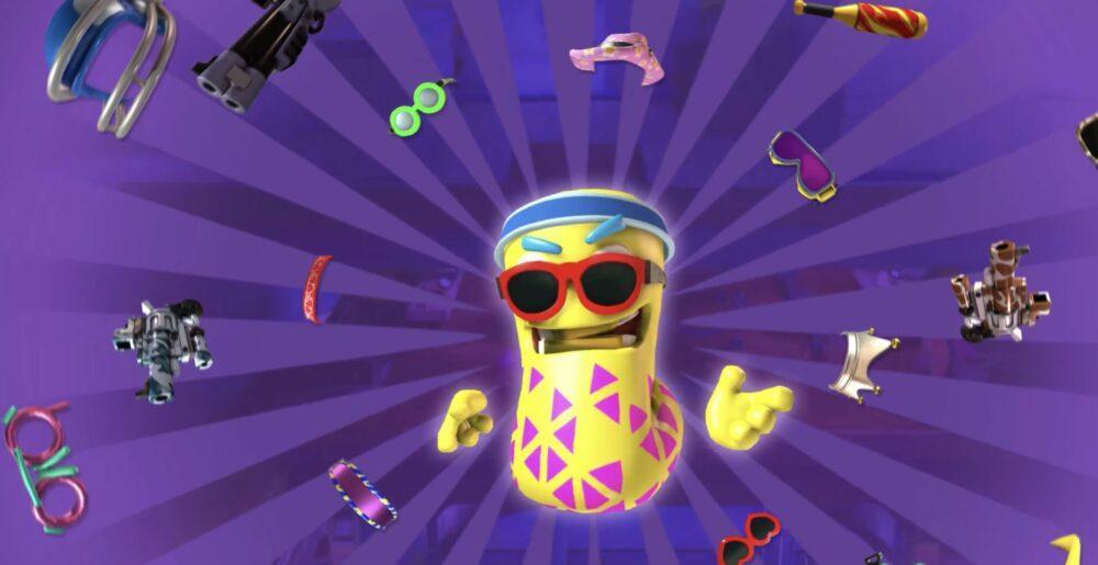 Дата выхода и новый трейлер Worms Rumble