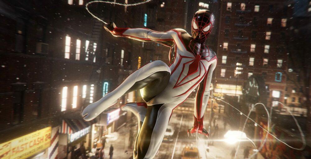 Детали и геймплей Spider-Man: Miles Morales