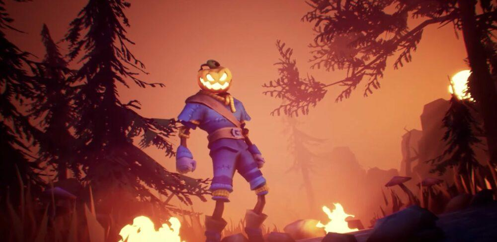 Релизный трейлер Pumpkin Jack