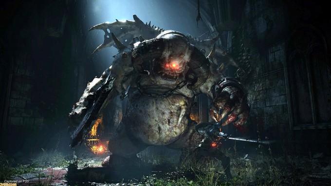 Свежий геймплей ремейка Demon's Souls