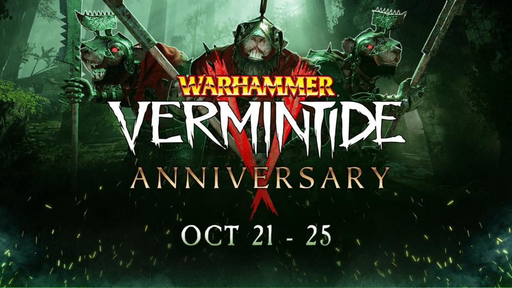 В Warhammer: Vermintide 2 стартовал ивент, посвященный пятилетию оригинала