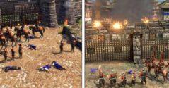 Видео сравнения Age of Empires 3 с Definitive Edition