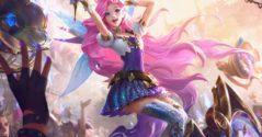 League of Legends: Серафина это не Стефани