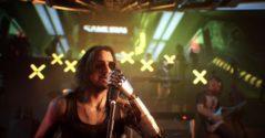 Два альбома песен Cyberpunk 2077