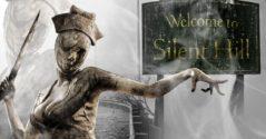 Новая официальная страница Silent Hill