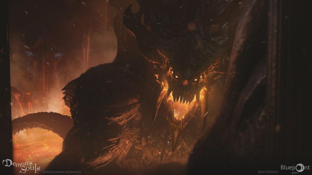 Первые концепт арты ремейка Demon's Souls