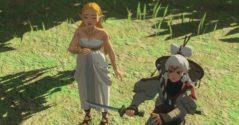 Релизный трейлер Hyrule Warriors: Age of Calamity