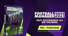 Вышла бета версия Football Manager 2021