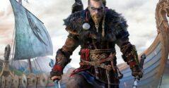 Assassin's Creed Valhalla лучшая RPG года