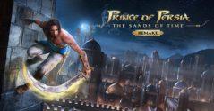 Дата выхода ремейка Prince of Persia: Sands of Time перенесена