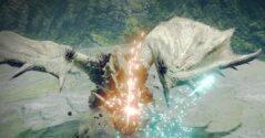 Геймплей демо-версии Monster Hunter Rise