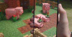 Minecraft Earth закрывается