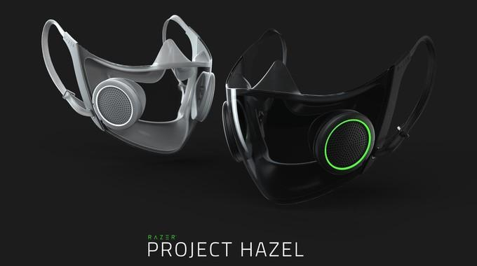 Razer анонсировали маску с RGB