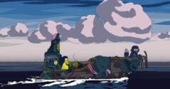 Новый трейлер и дата выхода Minute of Islands