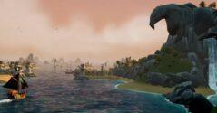 Новый трейлер King of Seas - дата выхода перенесена