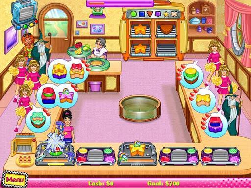 Обзор игры Cake Mania