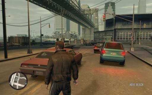 Grand Theft Auto 4 для PC